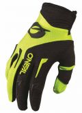 Oneal 2021 Element Gloves - Neon Yellow/Black